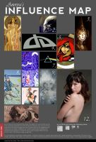 Influence map by Anorya