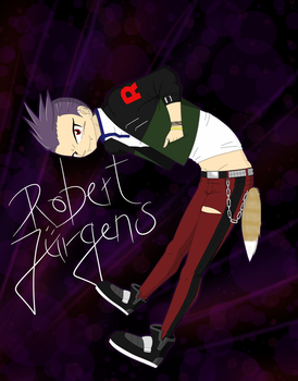 Robert Juergens by Bryan-Fal