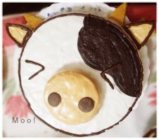 Cow Cake by purinchichan