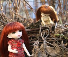 Spring time 5. by Minnake