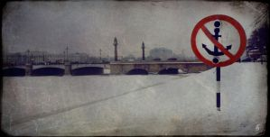 No Mooring by SineLuce