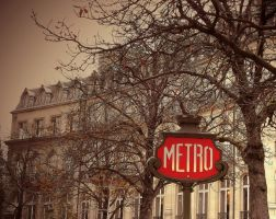 Metro by GreyMiracles