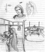Sketches:SOLDIER Life by BritishMindslave