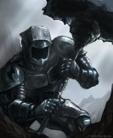 Metal Marauder by Wuxy