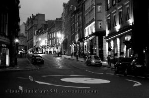 Dean St. Newcastle upon Tyne by TonyPringle