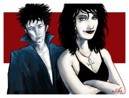The Sandman by Marlock