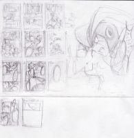 StoryBoard: BF Dojinshi by whitmoon