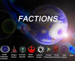 ATO3G Factions by FacepalmPunch