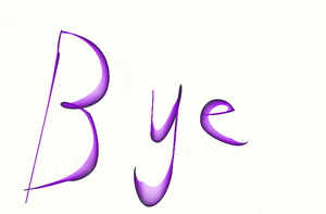 Bye by AngeliLPS