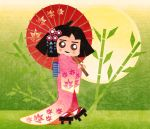 Japanese Girl::::: by Witchiko