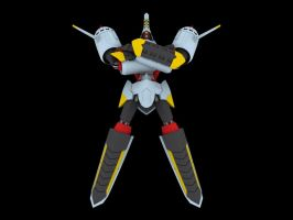 "Ark Gurren Lagann ""The Pose"" by Ultimatetransfan"