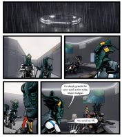 Unwelcome Emissary Page 25 by CarpeChaos