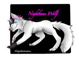 Nightbane Wolf by SimplyMisty