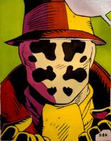 Rorschach by monkeywingsyellow