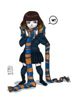 Ravenclaw claimed another by BlackBirdInk