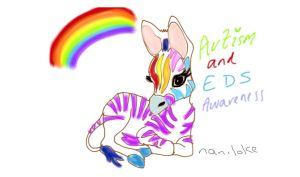 Autism and eds by naniloke