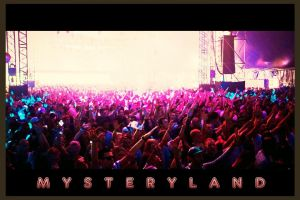 MYSTERYLAND by scifilicious