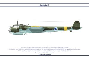 Do-17 Finland 1 by WS-Clave