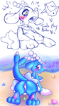 Brionne Wants Treats! by Z0mbiate