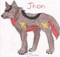 Jhon by DrawingMaster1