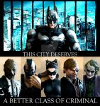 A Better Class Of Criminal by kickm