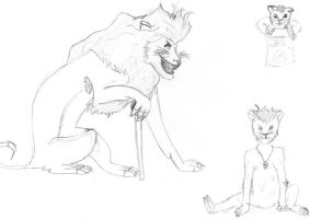 Dr Facilier -lion king version by pein-hidan
