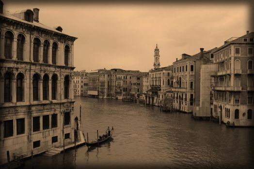 Middle Of Venice by WildOne94