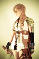 Lightning - Final Fantasy XIII by rinoa-lewis