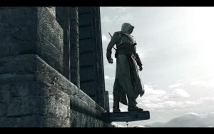 Assassins creed Altair by fox-xy