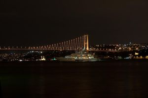 Bosphorus Bridge by dnzgur