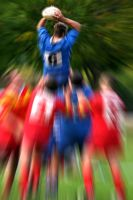 Blurry Rugby 87894 by StockProject1