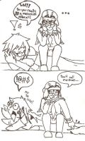 Team Girly Men: Not the Knee by Kyogou