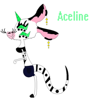 Aceline by InvaderSony12345
