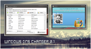 DNS Changer 2.1 by milano88