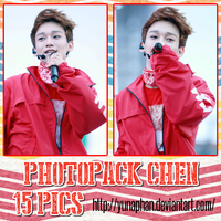 PHOTOPACK Chen (EXO) #42 by YunaPhan