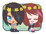 Buttercup Gals by RayFloret
