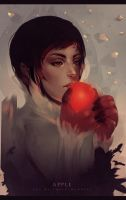 apple by sheer-madness