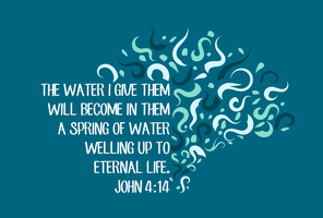 Well of Living Water by tylerneyens