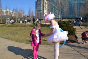 Little Princess Tutu Fan by HatterSisters