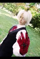 D.Gray-Man: Allen Walker by m-a-g-i