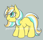 Yellow Pona by Parorou
