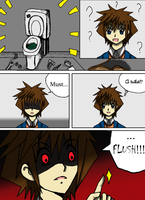 Sora in parallel Universe p. 2 by Sora-to-Kuraudo