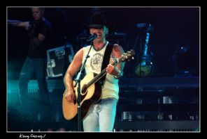 Kenny Chesney by vbgecko