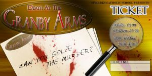 Death At The Gramby Arms - TK by Jeffk38uk