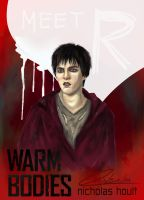 Warm bodies fan art by YBSoulmate