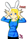 Adventure Time -'Fiona the human' by RingoTeam