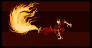 Zuko by SteampunkOni