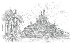 Tangled: Laterns by TomBromley