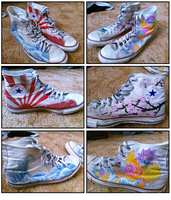 My Converse by clmcmillion