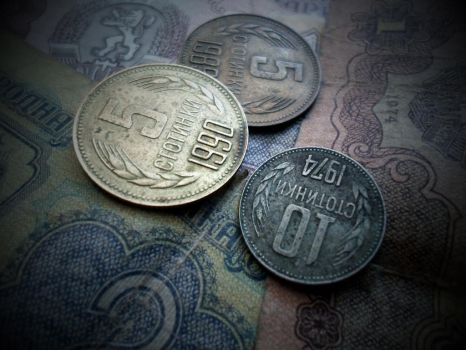 Old coins by MB-To